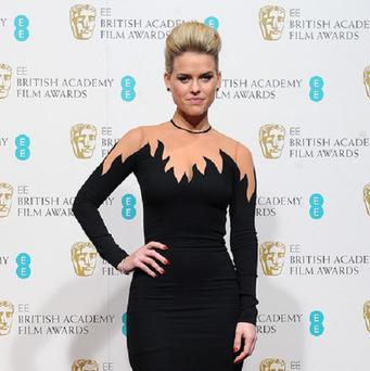 Alice Eve loved working with Samantha Morton on their new film