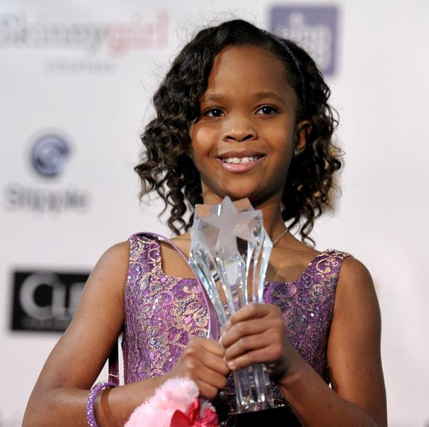Quvenzhane Wallis stars in Beasts Of The Southern Wild