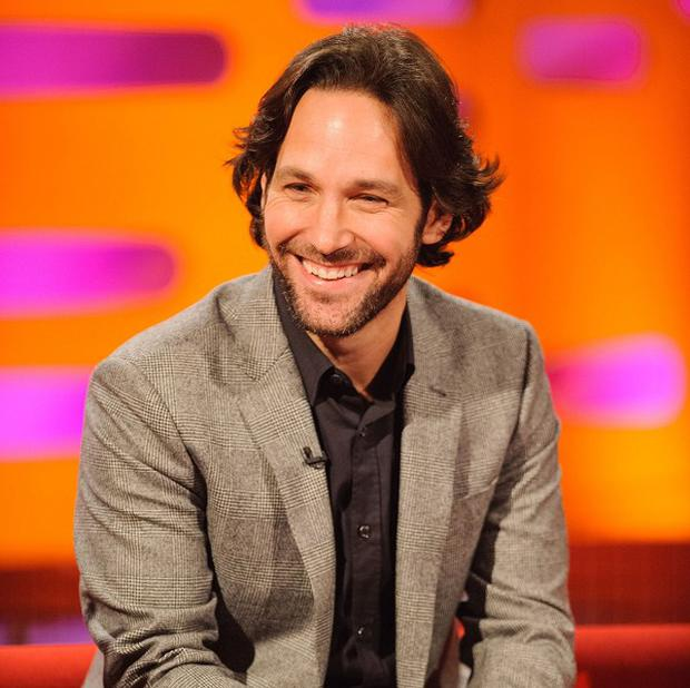 Paul Rudd got into acting because he wanted more attention