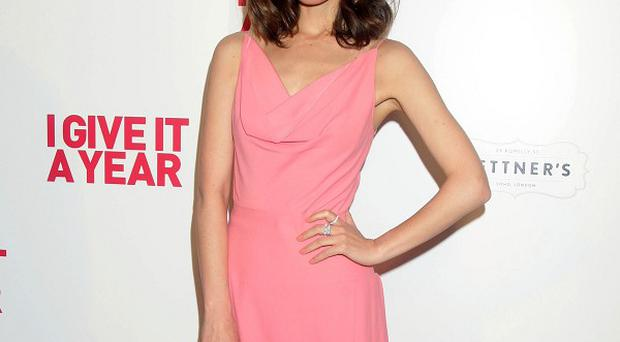 Rose Byrne says she has been really lucky with her co-stars