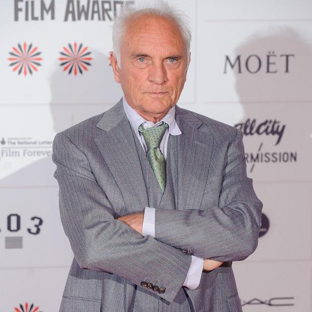 Terence Stamp may play a media mogul in Anchorman 2