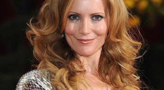 Leslie Mann plays Emma Watson's screen mum in Bling Ring