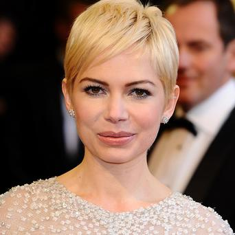 Michelle Williams took daughter Matilda onto the set of her new movie