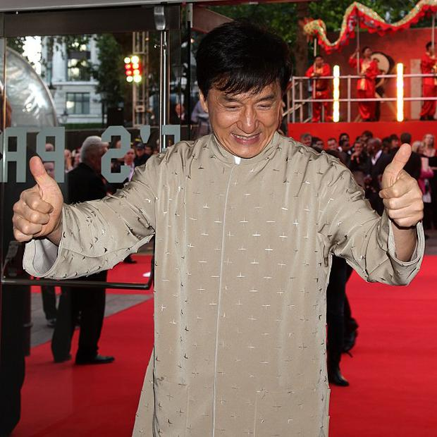 Jackie Chan stars in new film Chinese Zodiac
