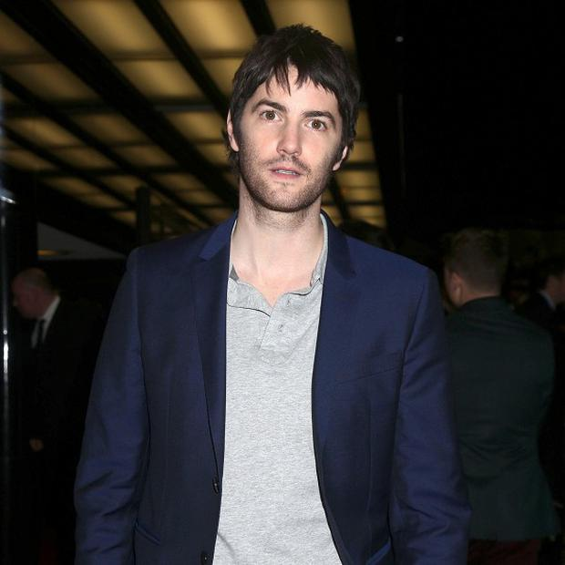 Jim Sturgess said he had a lot of fun working on Cloud Atlas