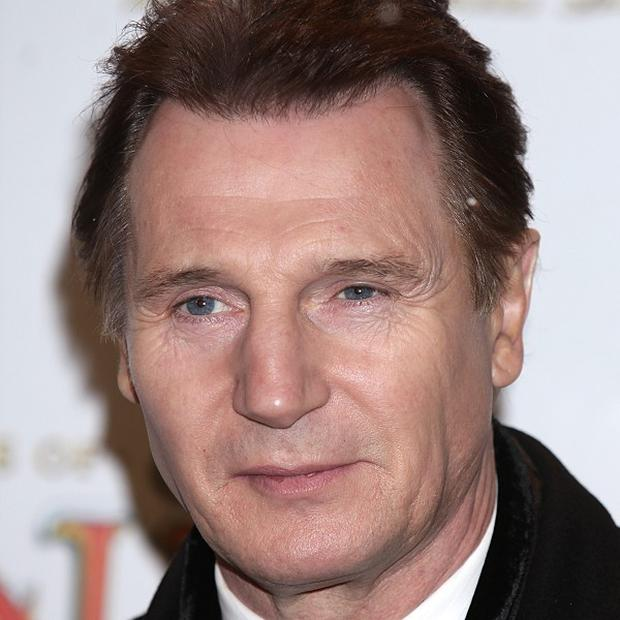 Liam Neeson is also attached to the film