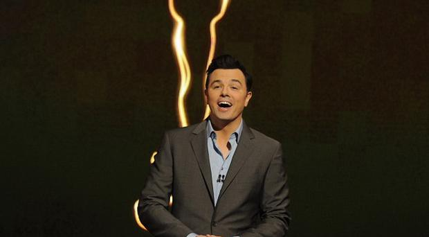 Seth MacFarlane is getting ready to host the 85th Academy Awards ceremony