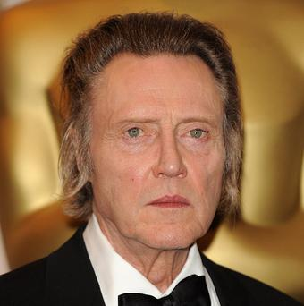 Christopher Walken plays a homeless man in The Power Of Few