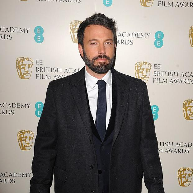 Ben Affleck deserved an Oscar nod, according to Argo star Kerry Bishe
