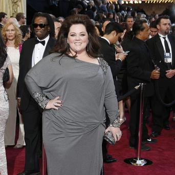 Melissa McCarthy's comedy has gone down well across the pond