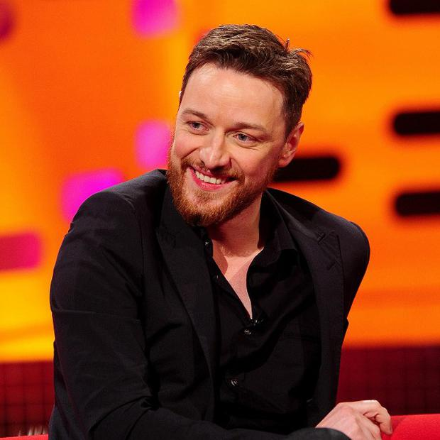 James McAvoy is back for the next X-Men film