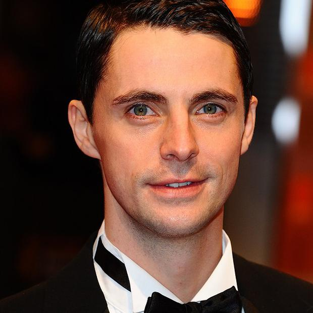 Matthew Goode stars alongside Nicole Kidman in Stoker