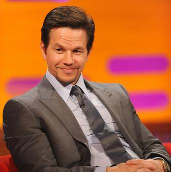 Mark Wahlberg got to know Catherine Zeta-Jones by playing a round of golf