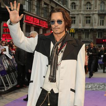 Johnny Depp will star in Transcendence and Black Mass