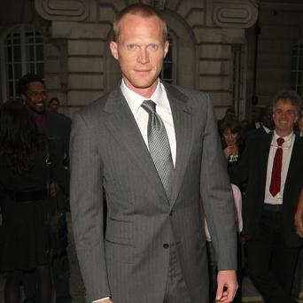 Paul Bettany is thought to be playing a scientist in Transcendence