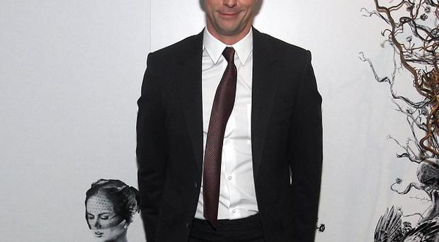 Matthew Goode had to work on his piano skills for his new film