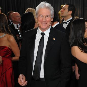 Richard Gere still likes his old movies