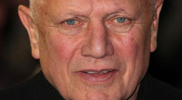 Steven Berkoff starred in The Girl With The Dragon Tattoo