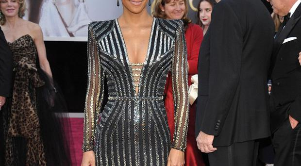 Halle Berry is excited about reprising the role of Storm