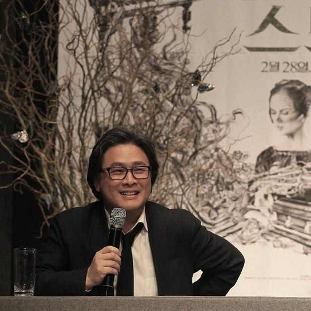 Filmmaker Park Chan-Wook confessed he can't watch horror movies