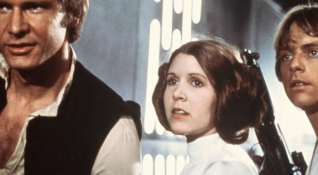 Carrie Fisher has said she will be back as Princess Leia