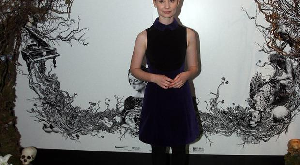 Mia Wasikowska is turning her hand to directing a short film