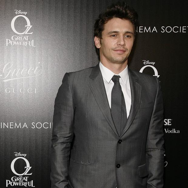 James Franco fancies a musical role