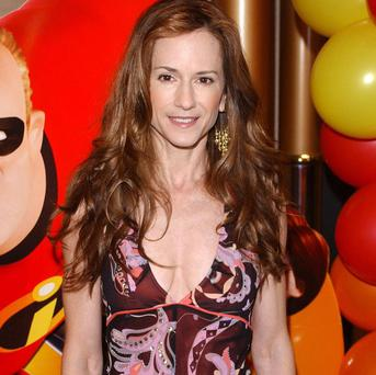 Holly Hunter voices Elastigirl in The Incredibles