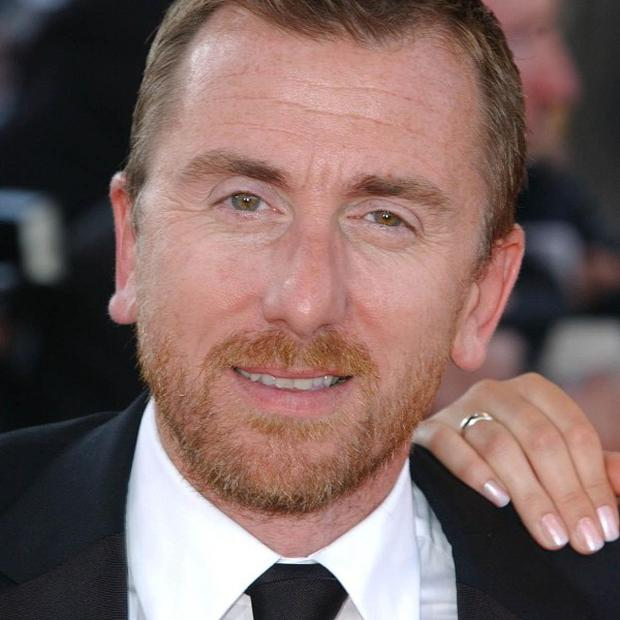 Tim Roth sported a moustache to play Prince Rainier