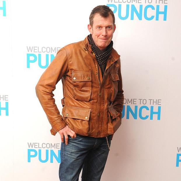 Jason Flemyng has a production company with Dexter Fletcher