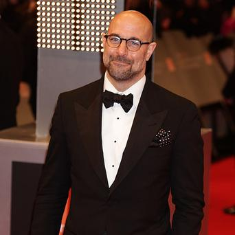 Stanley Tucci is not a fan of filming in CGI