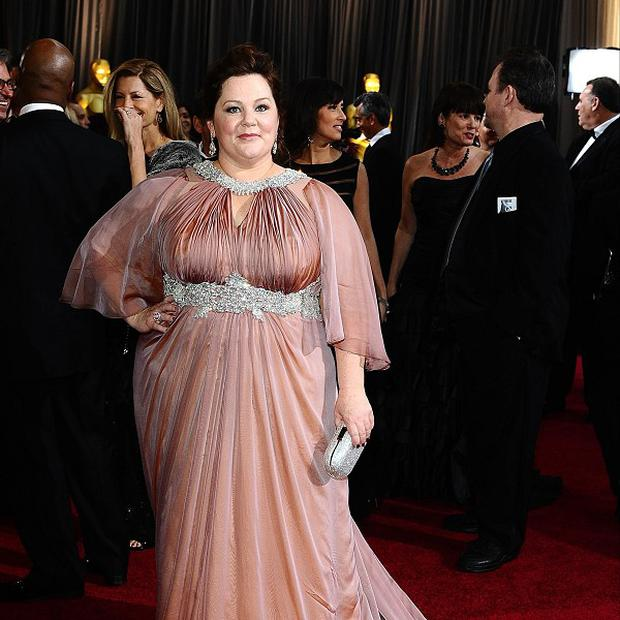 Melissa McCarthy could be starring opposite Bill Murray in a new comedy drama