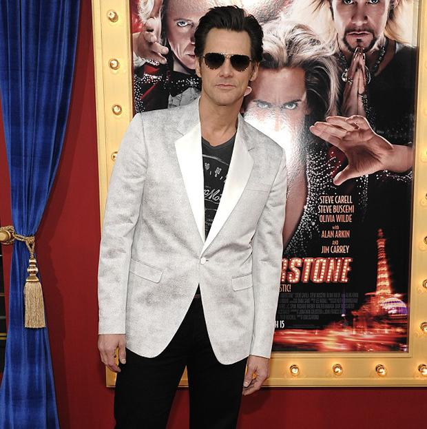 Jim Carrey will star as comic book villain Colonel Stars in Kick-Ass 2