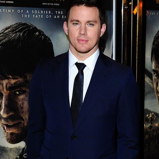 Channing Tatum stars in Steven Soderbergh's new film Side Effects