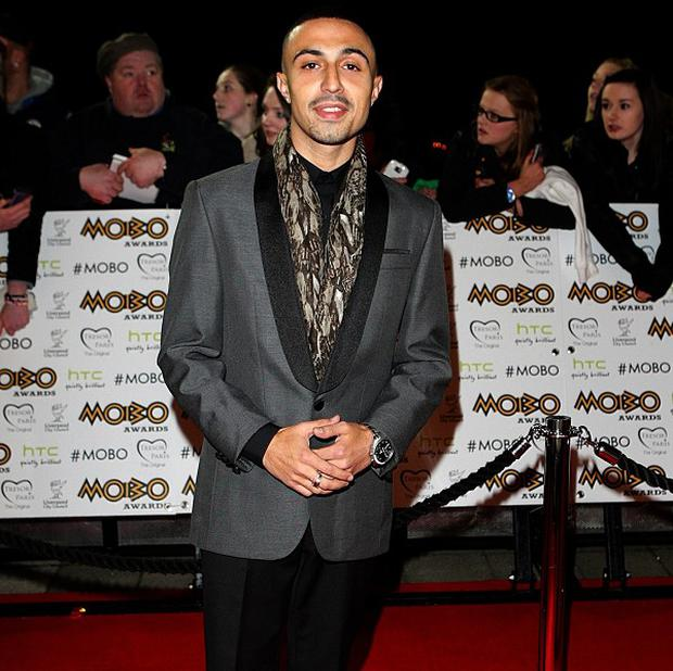 Adam Deacon won the Rising Star award in 2012