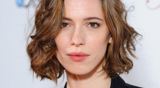Rebecca Hall is thrilled to be working with Johnny Depp