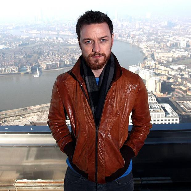 James McAvoy thinks people will either love or hate Filth