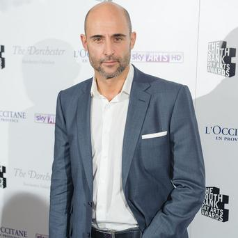 Mark Strong would love a Bond role
