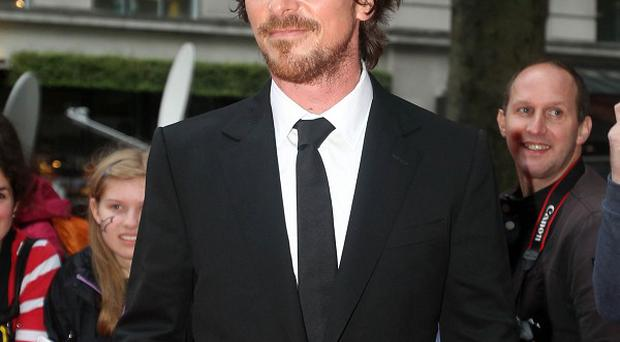 Christian Bale could play Moses on the big screen