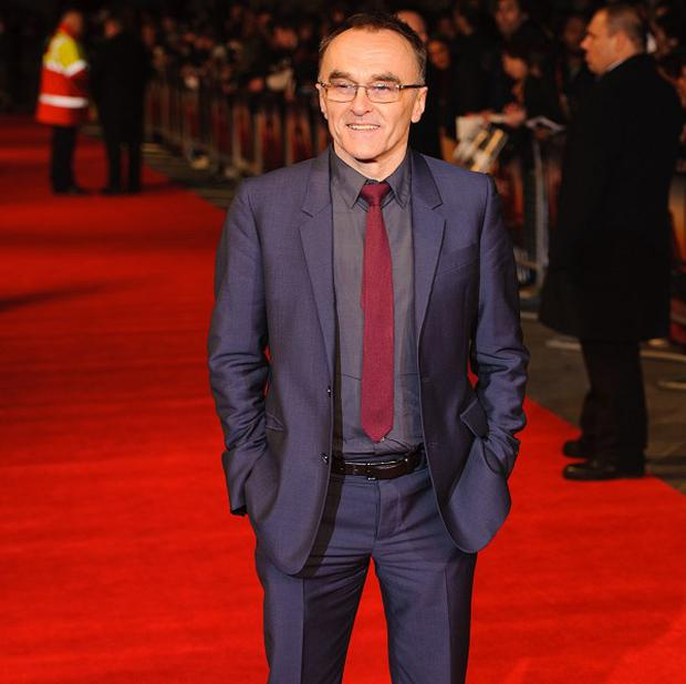 Danny Boyle reckons he's had his Bond moment