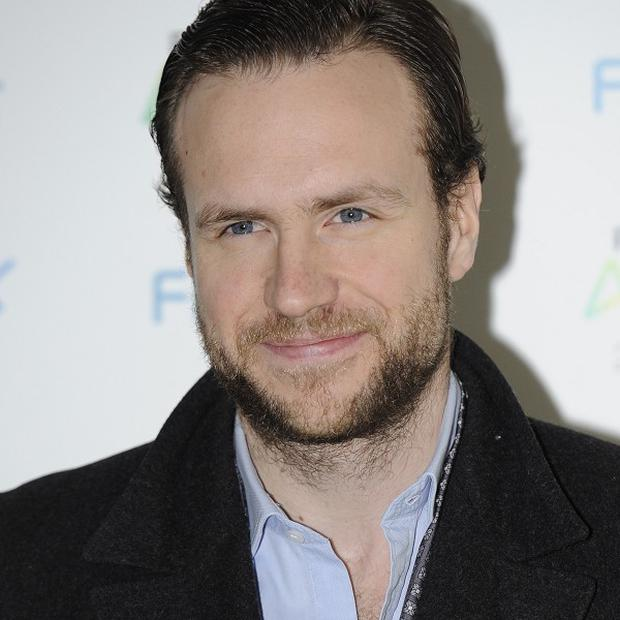 Rafe Spall has been talking about his screen and stage plans