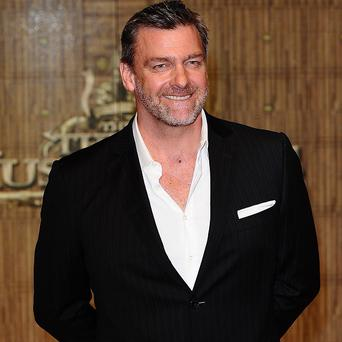 Ray Stevenson has been talking about Thor 2
