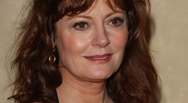 Susan Sarandon is being touted for road trip movie Tammy