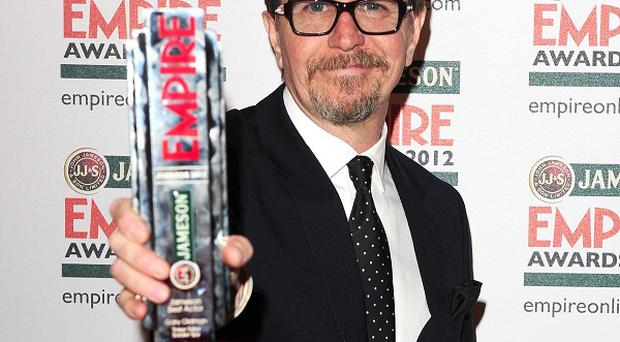 Gary Oldman has been linked to a role in thriller Child 44