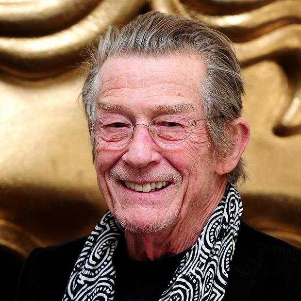 John Hurt could be added to the cast of Hercules