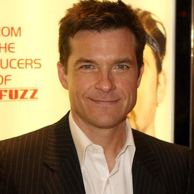 Jason Bateman found it hard not to laugh at Melissa McCarthy