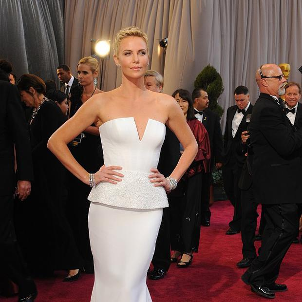 Charlize Theron looks set to star in Ladies Night
