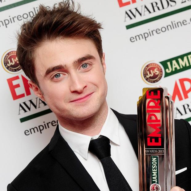 Daniel Radcliffe wants to try his hand behind the camera