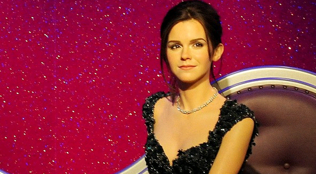 Emma Watson is the latest celebrity to have a waxwork figure at Madame Tussauds in London
