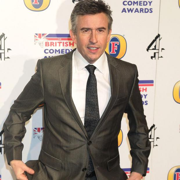 Steve Coogan is playing Alan Partridge on the big screen
